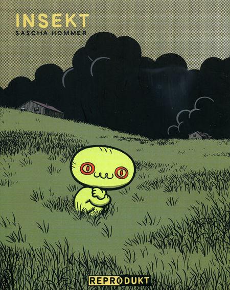 Insekt - Das Cover