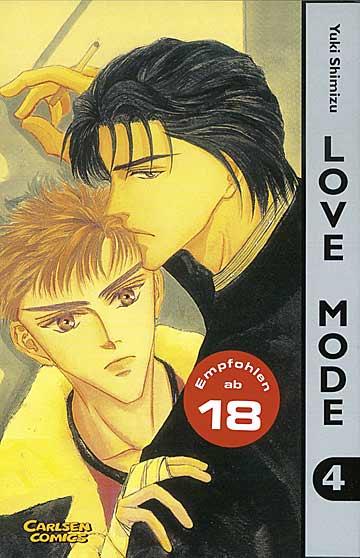 Love Mode 4 - Das Cover