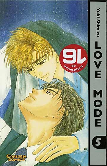 Love Mode 5 - Das Cover