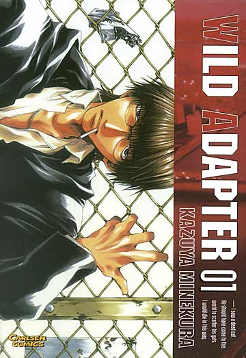 Wild Adapter 1 - Das Cover