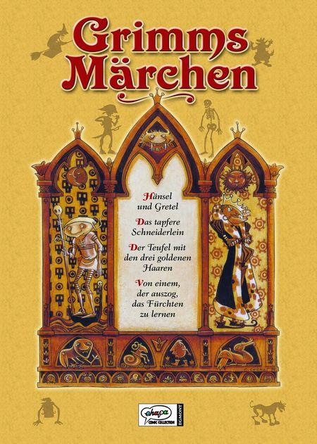 Grimms Märchen - Das Cover