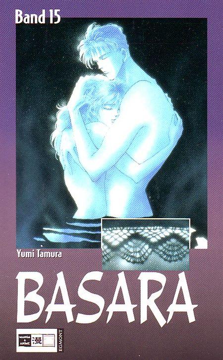 Basara 15 - Das Cover
