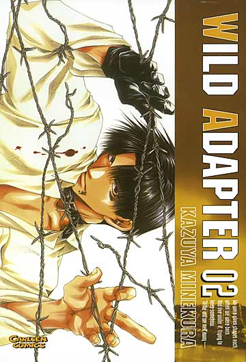Wild Adapter 2 - Das Cover