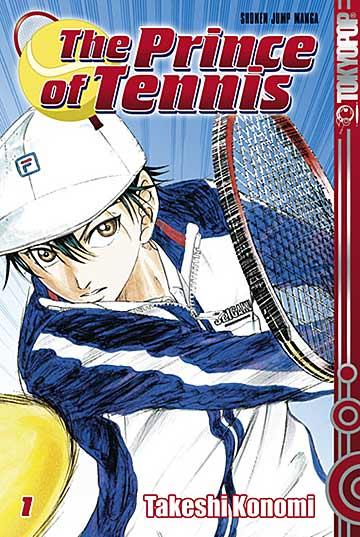 The Prince of Tennis 1 - Das Cover