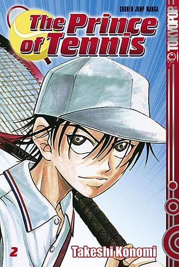 The Prince of Tennis 2 - Das Cover