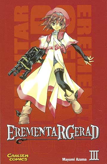 Erementar Gerad 3 - Das Cover