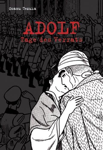Adolf 3: Tage des Verrats - Das Cover