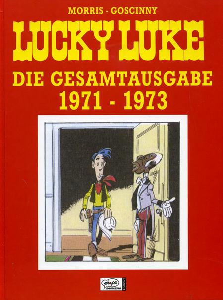 Lucky Luke: Die Gesamtausgabe 1971-1973 - Das Cover