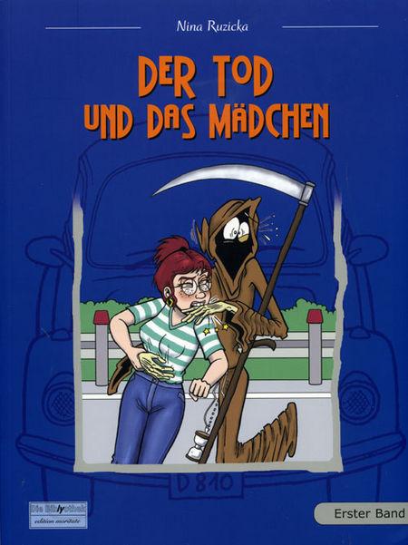 Der Tod und das Mädchen 1 - Das Cover