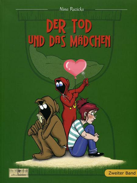 Der Tod und das Mädchen 2 - Das Cover