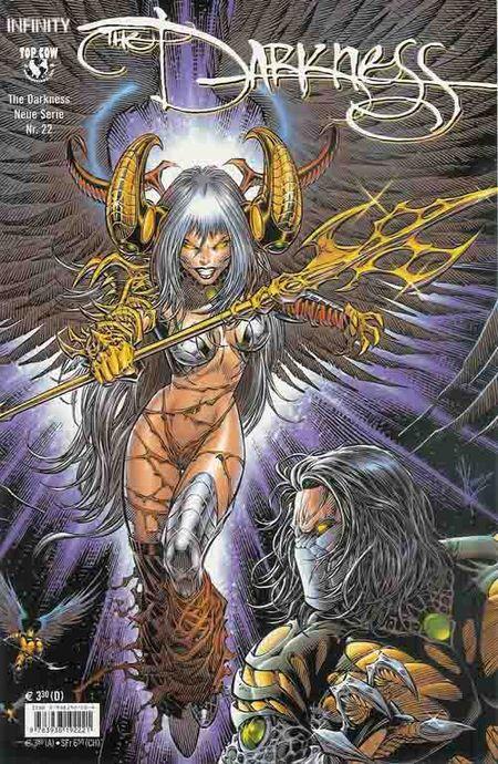 Darkness Neue Serie 22 - Das Cover