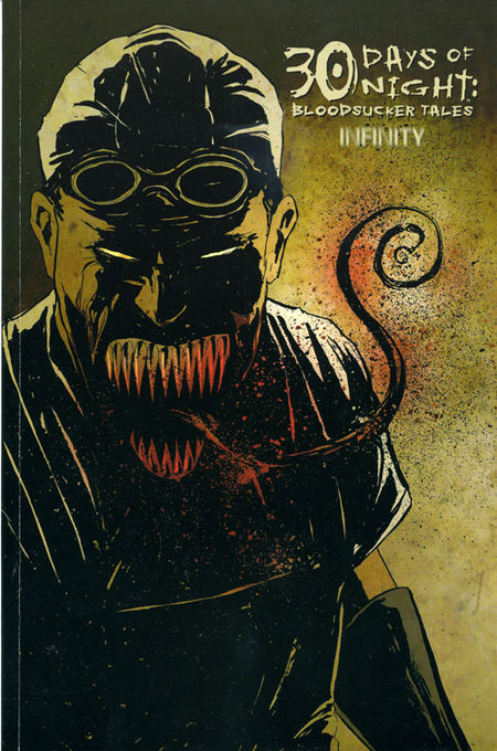 30 Days Of Night: Bloodsucker Tales - Das Cover