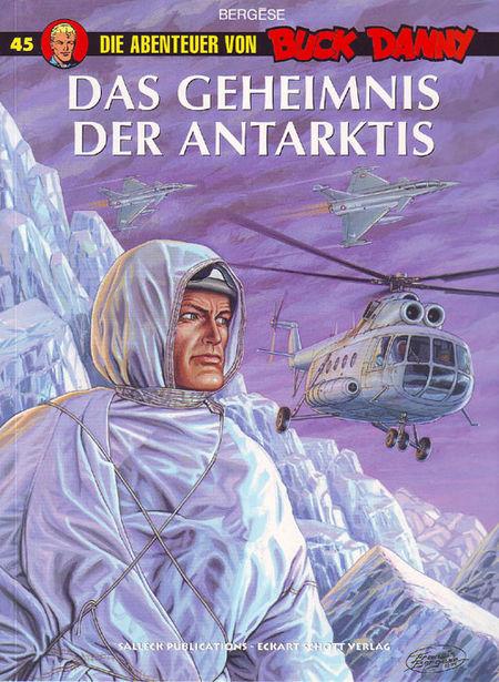 Buck Danny 45 - Das Cover