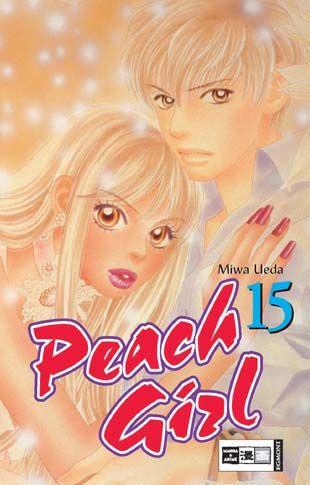 Peach Girl 15 - Das Cover