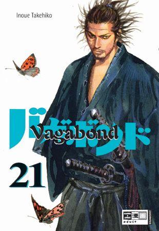 Vagabond 21 - Das Cover