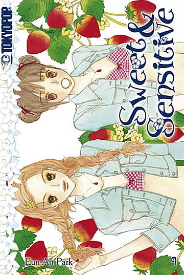 Sweet & Semsitive 9 - Das Cover