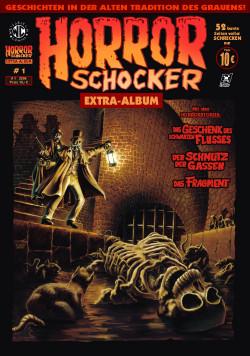 Horroschocker Extra Album 1 - Das Cover