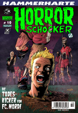 Horrorschocker 10 - Das Cover