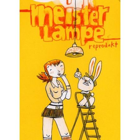 Meister Lampe - Das Cover