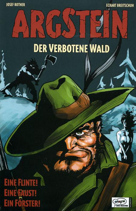 Argstein - Der verbotene Wald - Das Cover