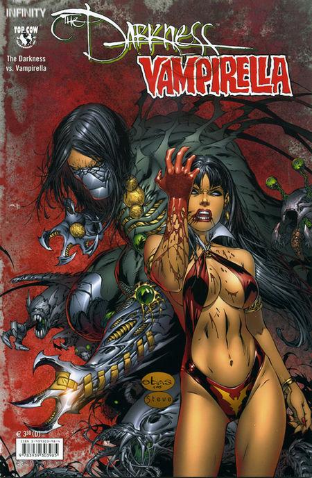 Darkness / Vampirella - Das Cover