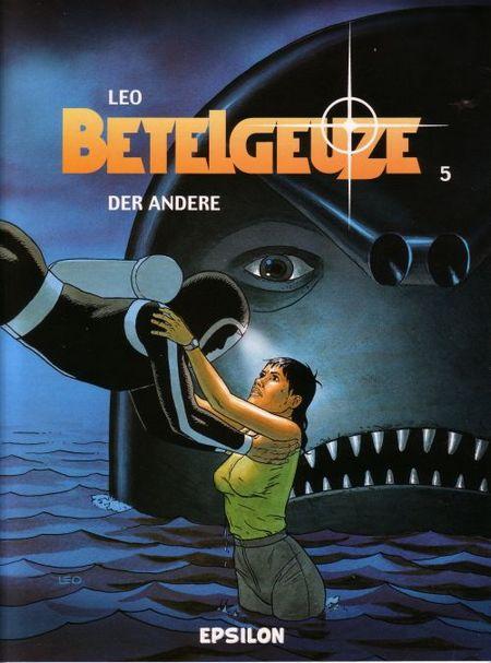 Betelgeuze 5: Der Andere - Das Cover