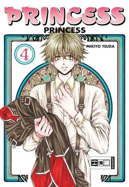 Princess Princess 4 - Das Cover