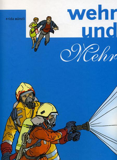 Wehr und Mehr - Das Cover