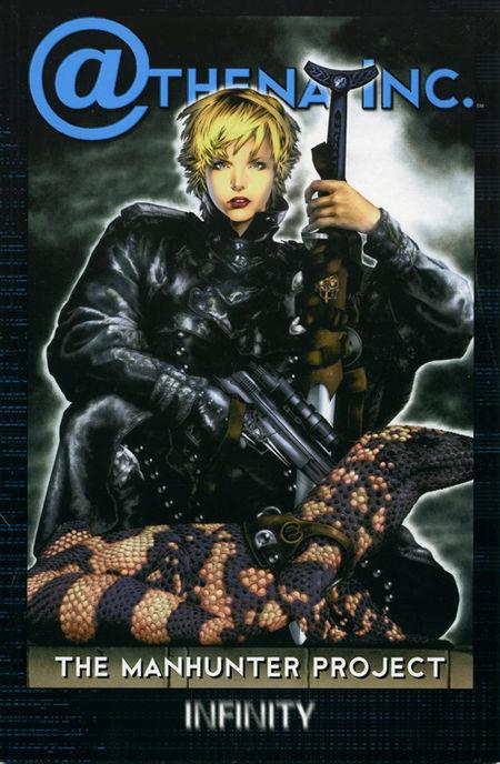 Athena Inc. 1 - Das Cover
