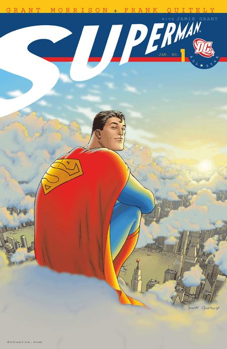 All Star Superman 1 - Das Cover