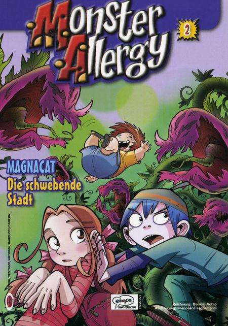 Monster Allergy 02 - Das Cover