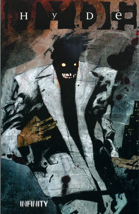 Hyde - Das Cover