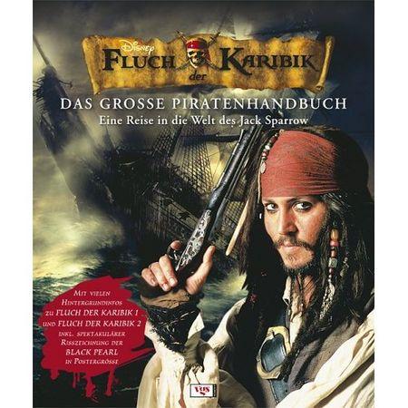 Das Grosse Piratenhandbuch - Das Cover