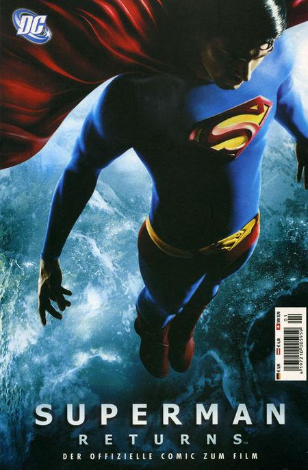 Superman Returns: Film-Adaption - Das Cover
