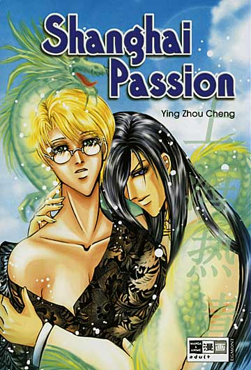 Shanghai Passion - Das Cover
