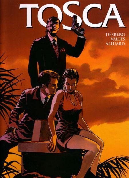 Tosca - Das Cover