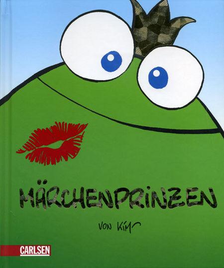 Märchenprinzen - Das Cover