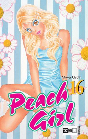 Peach Girl 16 - Das Cover