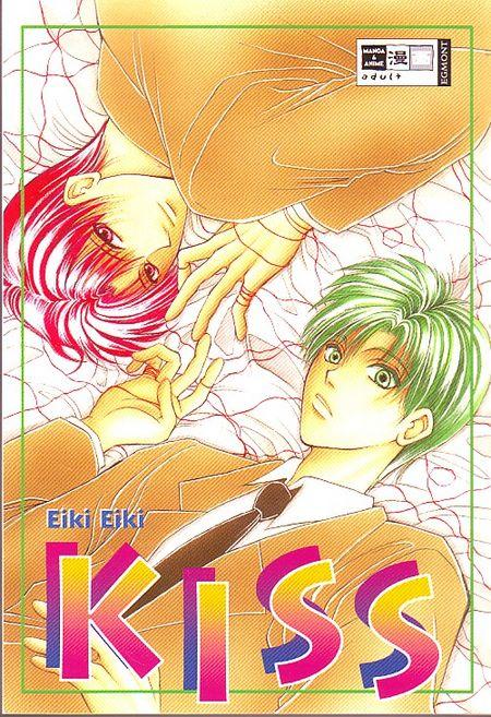 Kiss - Das Cover