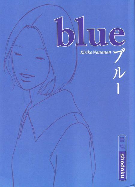 Blue - Das Cover