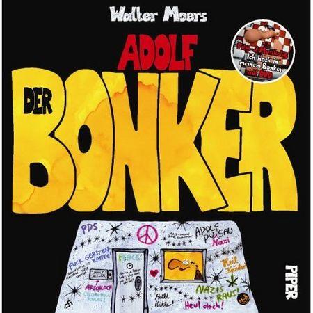 Adolf - Der Bonker - Das Cover