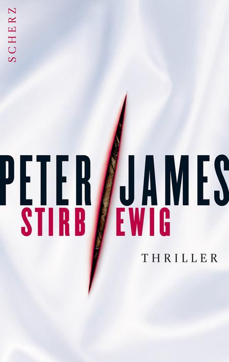 Stirb ewig - Das Cover