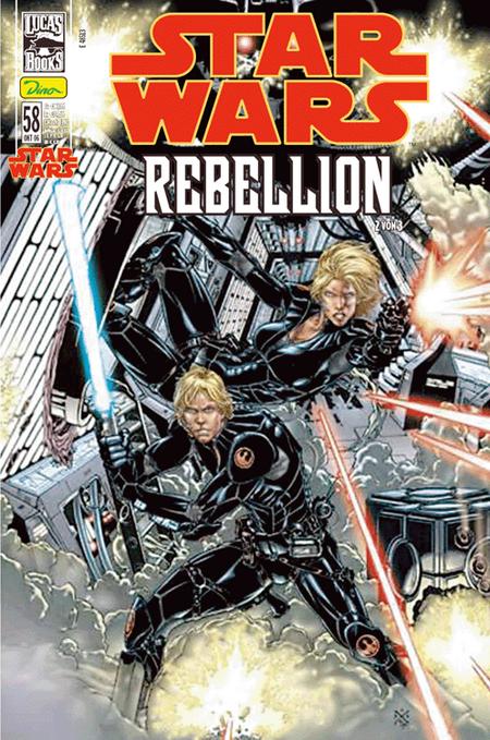 Star Wars 58 - Das Cover