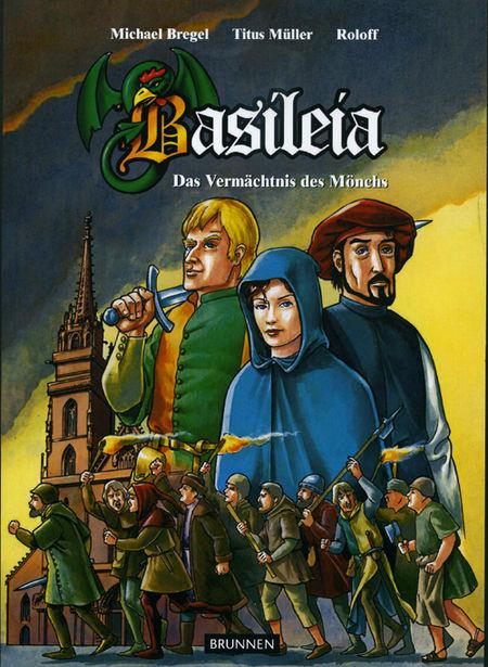 Basileia - Das Cover