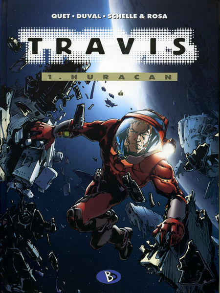 Travis 1 - Das Cover