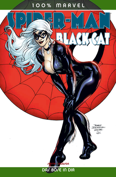 100 % Marvel: Spider-Man / Black Cat - Das Cover