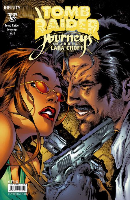 Tomb Raider Journeys 6 - Das Cover