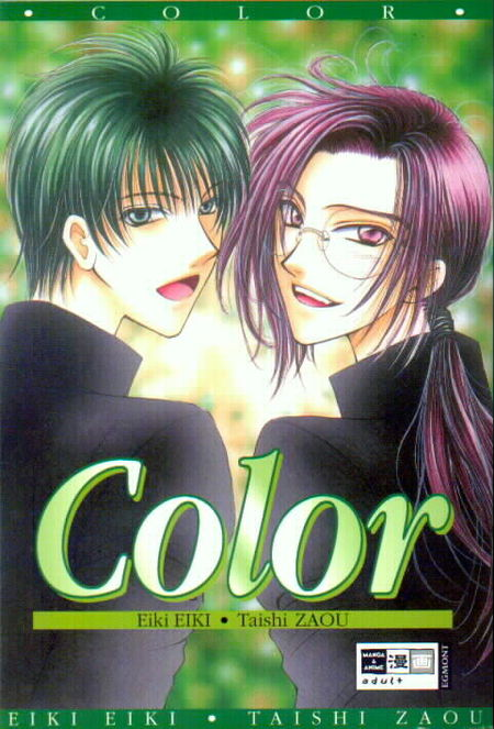 Color - Das Cover
