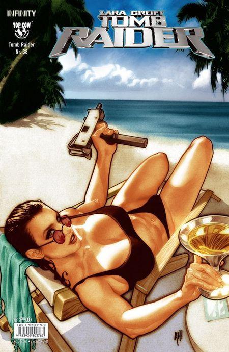 Tomb Raider 38 - Das Cover
