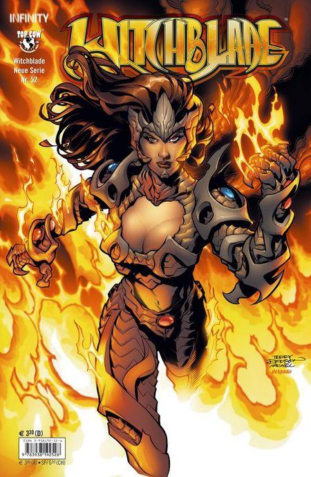 Witchblade Neue Serie 52 - Das Cover